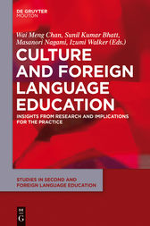 Culture and Foreign Language Education by Wai Meng Chan