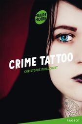 Crime tattoo by Christophe Miraucourt