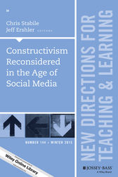 Constructivism Reconsidered in the Age of Social Media by Chris Stabile