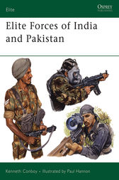 Elite Forces of India and Pakistan by Kenneth Conboy