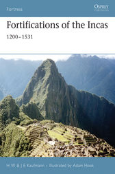 Fortifications of the Incas by H. W. Kauffman