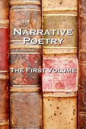 Narrative Verse, The First Volume by Oscar Wilde