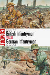 British Infantryman vs German Infantryman by Stephen Bull