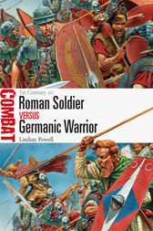 Roman Soldier vs Germanic Warrior by Lindsay Powell