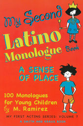 My Second Latino Monologue Book by Marco Ramirez
