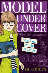 Model Under Cover – Stolen with Style by Carina Axelsson