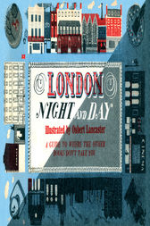 London Night and Day, 1951 by Obert Lancaster