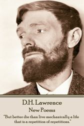 New Poems by D.H. Lawrence