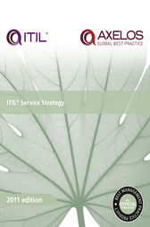 ITIL Service Strategy by AXELOS AXELOS