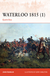 Waterloo 1815 (1) by John Franklin