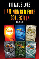 I Am Number Four Collection: Books 1-6 by Pittacus Lore