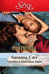 Tycoon's Delicious Debt by Susanna Carr