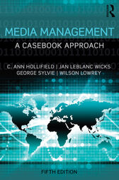 Media Management by C. Ann Hollifield