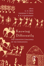 Knowing Differently by G. N. Devy