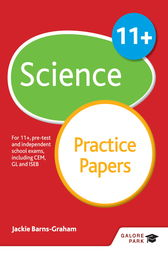 11+ Science Practice Papers by Jackie Barns-Graham