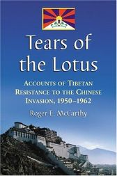 Tears of the Lotus by Roger E. McCarthy