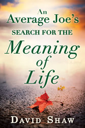 An Average Joe's Search For The Meaning Of Life by David Shaw