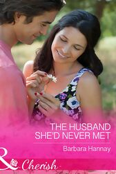The Husband She'd Never Met (Mills & Boon Cherish) by Barbara Hannay