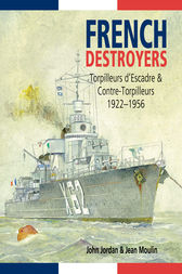 French Destroyers by Jean Moulin