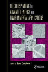 Electrospinning for Advanced Energy and Environmental Applications by Sara Cavaliere