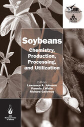 Soybeans by Lawrence A. Johnson