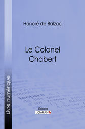 Le Colonel Chabert by Honoré de Balzac