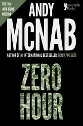 Zero Hour (Nick Stone Book 13) by Andy McNab