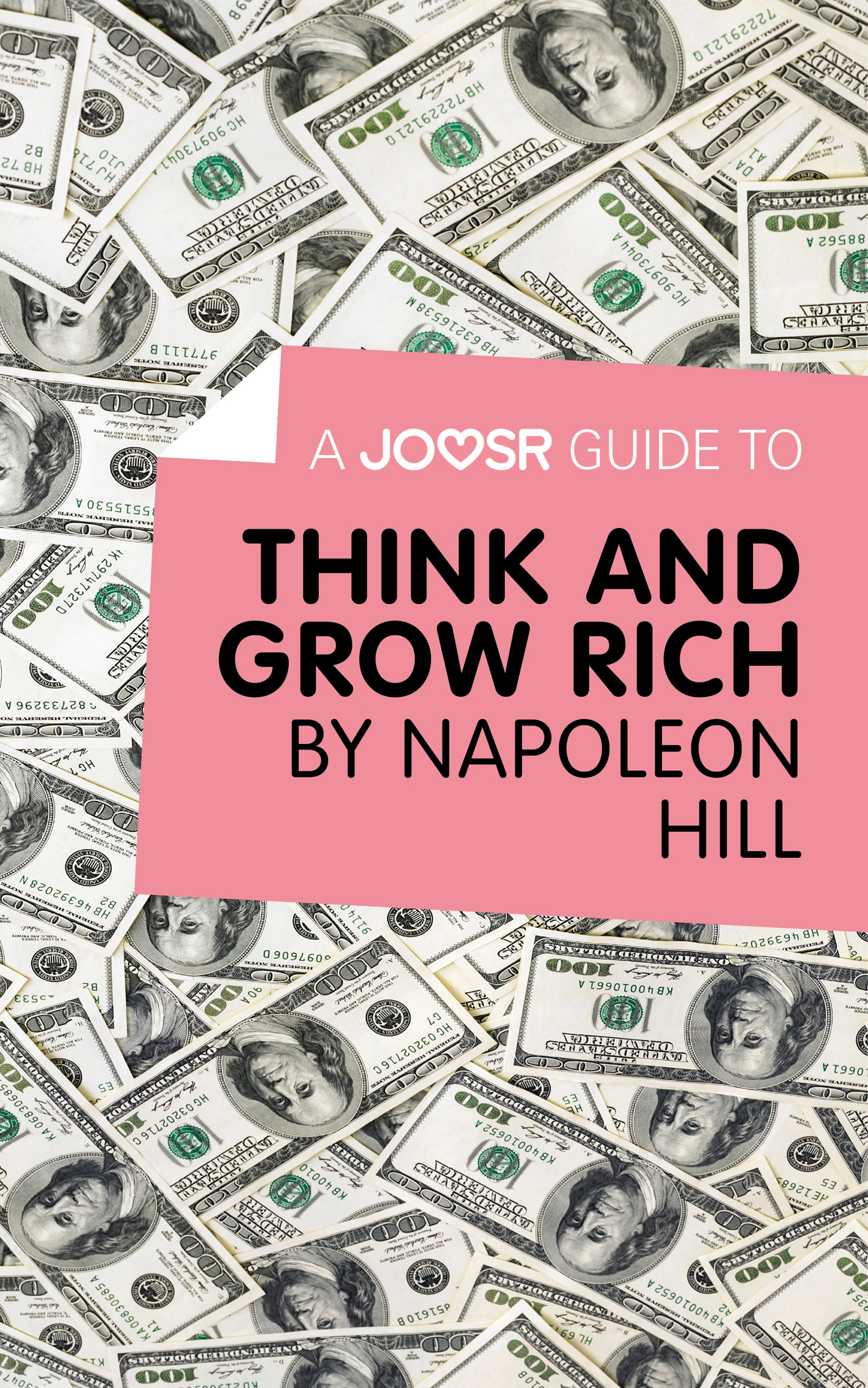 Download Ebook A Joosr Guide to… Think and Grow Rich by Napoleon Hill by Joosr Pdf