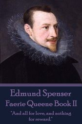 Faerie Queene Book II by Edmund Spenser