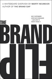 The Brand Flip by Marty Neumeier