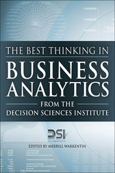 The Best Thinking in Business Analytics from the Decision Sciences Institute by Decision Sciences Institute;  Merrill Warkentin