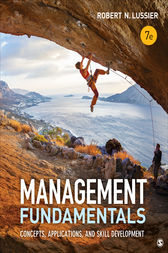 Management Fundamentals by Lussier Robert N.
