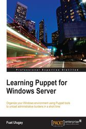 Learning Puppet for Windows Server by Fuat Ulugay