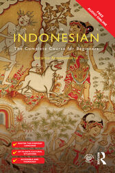 Colloquial Indonesian by Sutanto Atmosumarto