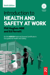 Introduction to Health and Safety at Work by Phil Hughes