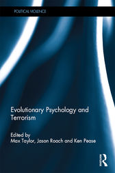 Evolutionary Psychology and Terrorism by Max Taylor