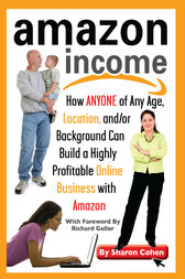 Amazon Income by Sharon Cohen