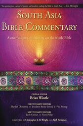 South Asia Bible Commentary by Brian Wintle