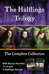 The Halflings Trilogy by Heather Burch
