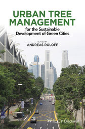 Urban Tree Management by Andreas Roloff