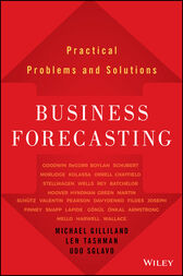 Business Forecasting by Michael Gilliland