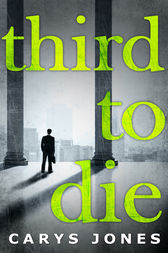 Third To Die (The Avalon series, Book 3) by Carys Jones