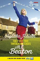Agatha Raisin and the First Two Tantalising Cases by M.C. Beaton