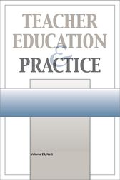 Tep Vol 23-N1 by Teacher Education and Practice