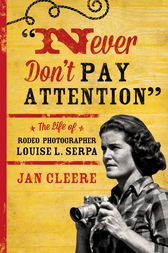 Never Don't Pay Attention by Jan Cleere