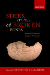 Sticks, Stones, and Broken Bones by Rick J. Schulting