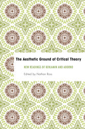 The Aesthetic Ground of Critical Theory by Nathan Ross