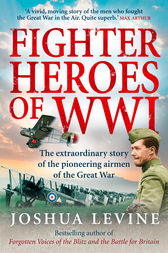 Fighter Heroes of WWI: The untold story of the brave and daring pioneer airmen of the Great War (Text Only) by Joshua Levine