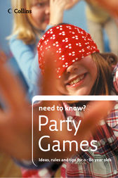 Party Games (Collins Need to Know?) by Sean Callery