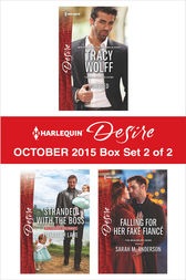 Harlequin Desire October 2015 - Box Set 2 of 2 by Tracy Wolff